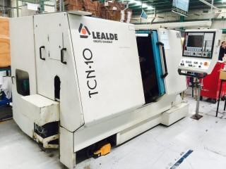 Torno CNC Lealde/Fagor 8055.